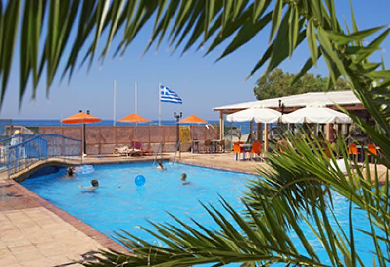 Appartementen Motakis Village - Platanes - Rethymnon Kreta
